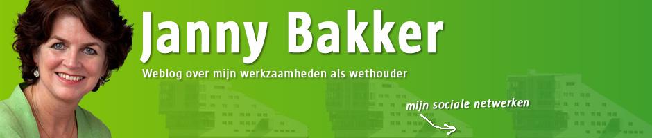Weblog Janny Bakker