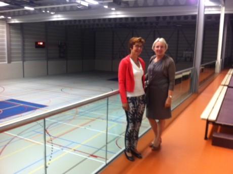 Liesbeth Schoppen en Marianne Verhage
