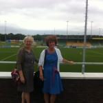 Met Marianne Verhage 'aan de wind'